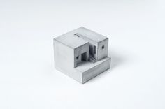 Miniature Concrete Architecture Buildings by Material Immaterial Studio Design hub Material Immaterial Studio has made an innovative collection of concrete blocks.