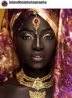 Beautiful Women of West Africa Black Love Art, Black Girl Art, Beautiful Black Women, Black Girl Magic, Black Girls, African Beauty, African Women, African Girl, African Goddess