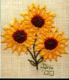 Sunflower In Bloom (Discontinued Product)