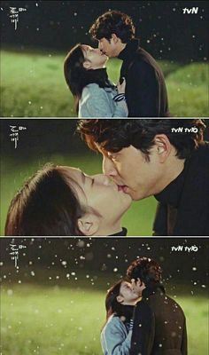 Goblin: the Lonely and Great God Live Action, Goblin The Lonely And Great God, Goblin Korean Drama, Goblin Gong Yoo, Goblin Kdrama, Yoo Gong, Kwon Hyuk, Drama Fever, Kim Go Eun