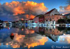 Sunset, Stari Grad - Hvar island, Croatia