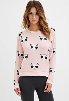 PEDIDOS SOLO POR ENCARGO Código: F-69 Panda Graphic PJ Top Color: Pink/cream Talla: S-M-L Precio: ₡17.000 ($31,48)  Información y consulta llamar 8963-3317, escribir al inbox o maya.boutique@hotmail.com.  Envíos a todo el país.