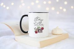 Gifts In A Mug, Gifts For Her, Photographer Gifts, Travel Gifts, Handmade Design, Thank You Gifts, Mug Designs, White Ceramics, Wedding Gifts