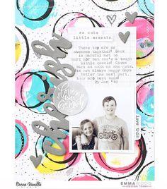 So perfect | More than words layout | Anna Komenda