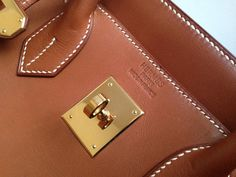 f534985df290 HERMES HAC 32 cm Barenia Birkin Fauve Gold Hardware Authentic HERMÈS -  Images hosted at BiggerBids.com