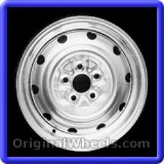 Dodge Neon 1995 Wheels & Rims Hollander #2053  #Dodge #Neon #DodgeNeon #1995 #Wheels #Rims #Stock #Factory #Original #OEM #OE #Steel #Alloy #Used
