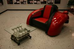 auto part furniture | Recycling Car Parts for Create Furniture