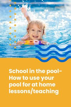 "Trying to think of ways to keep your children engaged during a safer-at-home order? LinerWorld is here to help - we've put together some ""Pool School"" activities to help keep kids of all ages learning and having fun while school is out."
