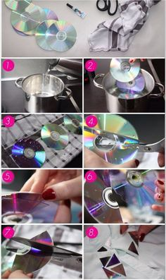How to cut CD