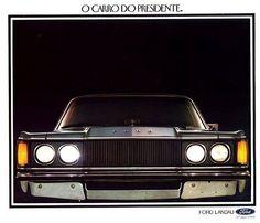 Ford Landau o carro do ditador militar