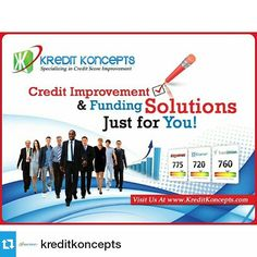 #Repost from @kreditkoncepts Our Services Explained: Kredit Koncepts acts as a liaison between our clients and creditors. We are proactive in protecting and educating our consumers on your rights...