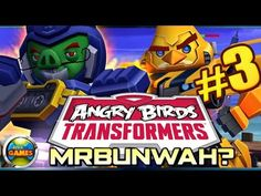 Angry Byrds Transformers Android/IOS [SoundWave]