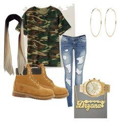 """""""want"""" by sulikeymateos on Polyvore featuring Timberland, Michael Kors and River Island"""