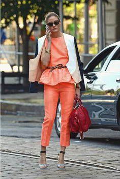 Orange TTL / OLIVIA PALERMO