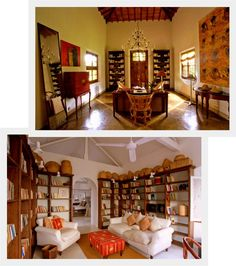 French Colonial Interiors | Namastey! Join 'An Indian Summer' gang :)