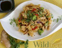 Wildtree's Lo Mein Skillet MealRecipe