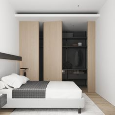 bedroom Cosy, Minimalism, Interior Design, Furniture, Home Decor, Architects, Bedrooms, Walls, Ceiling