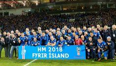Islandia hizo historia: clasificó a Rusia 2018 y estará en un Mundial por primera vez