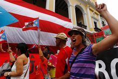 Hanging on the Cliff': Puerto Rico to Default on $422 Million Debt ...