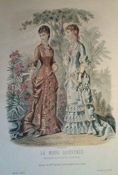 La Mode Illustrée 1879