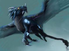 Soaring Dragons