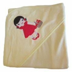 Babytæppe/svøb pige