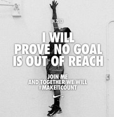 just do it Nike Quotes, Sport Quotes, Motivational Quotes, Inspirational Quotes, Nike Motivation, Monday Motivation, Quotes Motivation, Basketball Is Life, Soccer
