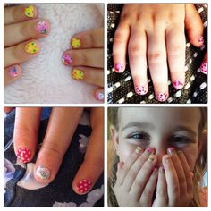 Jamberry juniors are the cutest!! Samanthad.jamberrynails.net