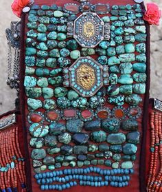 You had me at turquoise.