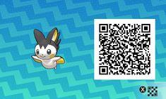 Emolga  PLEASE FOLLOW ME FOR MORE DAILY NEWS ABOUT GAME POKÉMON SUN AND MOON. SIGA PARA MAIS NOVIDADES DIÁRIAS SOBRE O GAME POKÉMON SUN AND MOON.   Game qr code Sun and moon código qr sol e lua Pokémon Nintendo jogos 3ds games gamingposts caulofduty gaming gamer relatable Pokémon Go Pokemon XY Pokémon Oras