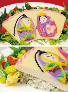 ひな祭り Hina Doll Festival