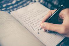 Τα 4 βήματα του οργανωμένου διαβάσματος