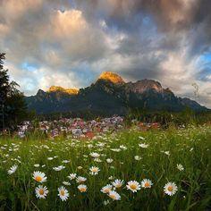 Busteni, Bucegi Mountains, Romania (by Nandor Vajda)