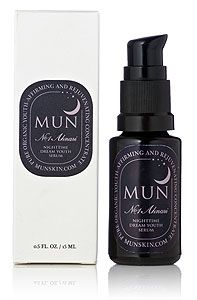 MUN No.1 Aknari Nighttime Dream Youth Serum- Dying to try this lovely concoction: Prickly Pear Seed Oil (this is a powerhouse of an oil!), Argan, and Moroccan Rose Essential Oil