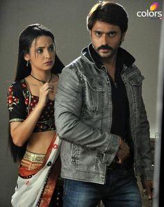 Sanaya Irani & Ashish Sharma