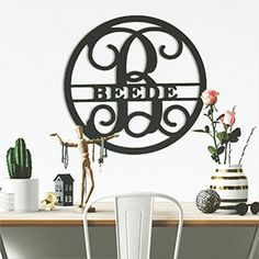 Personalized Metal Home Decor Products - Metal Unlimited