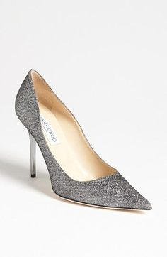 Jimmy Choo 'Abel' Pump | Nordstrom  Too pointy for a wedding shoe?