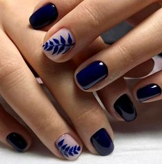 Nail Art Designs For Short Nails 2019 Easy Nail Art Designs For Short Nails Nail Art Designs For Short Nails 2019 Simple Nail Art Designs, Easy Nail Art, Nail Designs, Hair And Nails, My Nails, Shellac Nail Polish, Elegant Nails, Blue Nails, Pink Nail