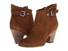 GUESS Gerrie Light Brown Suede - Zappos.com