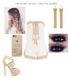 """""""Untitled #186"""" by alexis7715 ❤ liked on Polyvore featuring Anna Kosturova, ALDO, Chloé and Casetify"""
