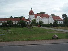 Nordborg Castle (Danish: Nordborg Slot) is a small castle which lies on the southern side of Nordborg Lake in Nordborg on the island of Als in Denmark. The castle premises are currently used as a boarding school
