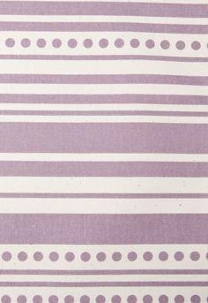 Stripedot Schumacher Fabric