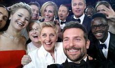 2014 Oscars Hosted by Ellen DeGeneres