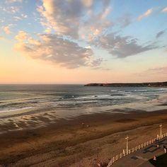 #playa #salinas #playasalinas #asturias #asturies #españa #spain #beach #ocean #oceano #primavera #spring #april #abril #agua #water #sky #cielo #nubes #clouds #arena #sand #montereylocals #salinaslocals- posted by Fernando Ávila https://www.instagram.com/feravi1a - See more of Salinas, CA at http://salinaslocals.com