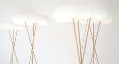 Cloud lighting from molostore -- just love this!