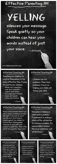 """""""Yelling silences your message."""" Effective Parenting 101 has lots of ideas to . """"Yelling silences your message."""" Effective Parenting 101 has lots of ideas to stop the yelling cycle you might find yo. Practical Parenting, Parenting Advice, Kids And Parenting, Peaceful Parenting, Parenting Classes, Foster Parenting, Mindful Parenting, Types Of Parenting, Gentle Parenting Quotes"""