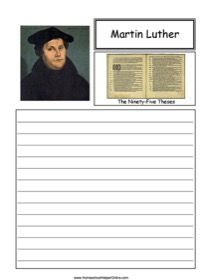 Homeschool Helper Online - Free printables, lapbooks, and unit studies for your classroom World History Teaching, World History Lessons, Curriculum, Homeschool, History Lesson Plans, Protestant Reformation, African American History, Native American, Mystery Of History