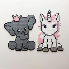 #nursery #nurserydecor #nurseryart #pink #babypink #elephant #babyelephant #elefant #babyelefant #unicorn #babyunicorn #enhjørning #børneværelse #babyværelse #hamabeads #hamaart #hamaperler #perlerbeadart #perlerbeads #perleplader #perlekunst #pixelart #meltybeads #fusebeads #ironbeads #perlerbeadsprites #hama #pixelatedart #nabbibeads