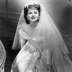 """Olivia de Havilland """"They Died With Their Boots On"""" 1941"""