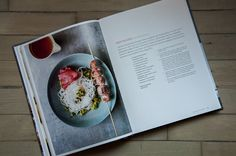 Cookbook Design - The Slanted Door by Charles Phan